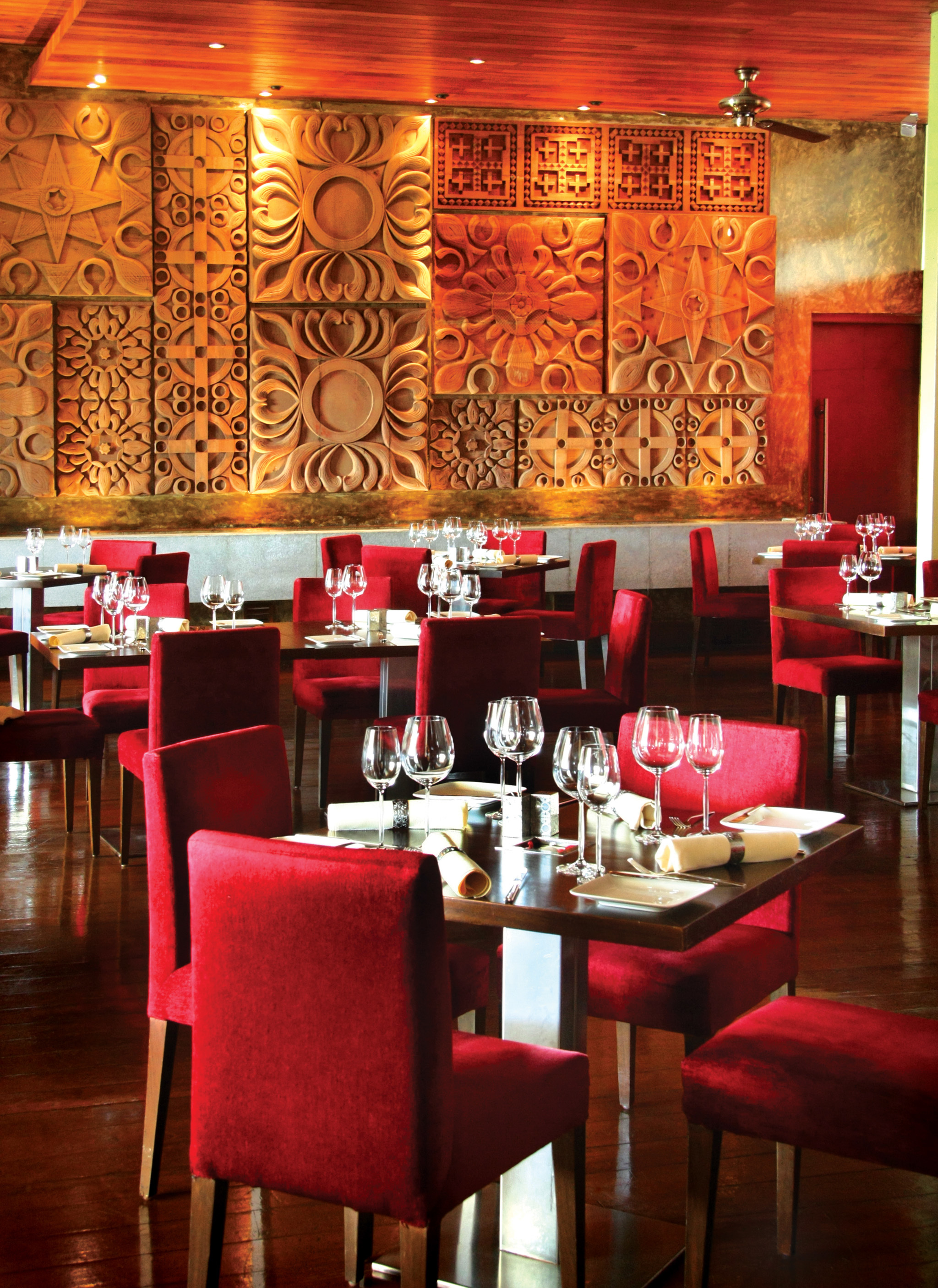 1864 Restaurant is a restaurant in Colombo