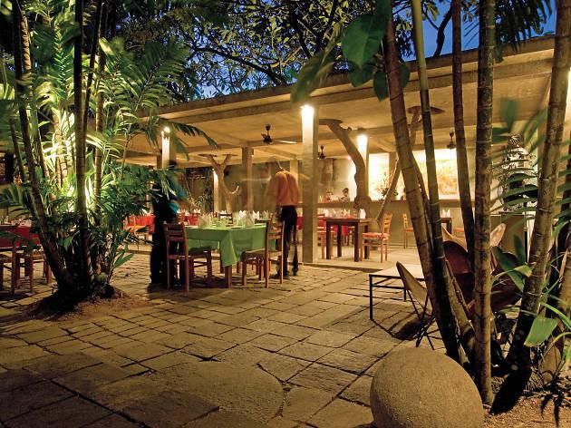 Barefoot Garden Café