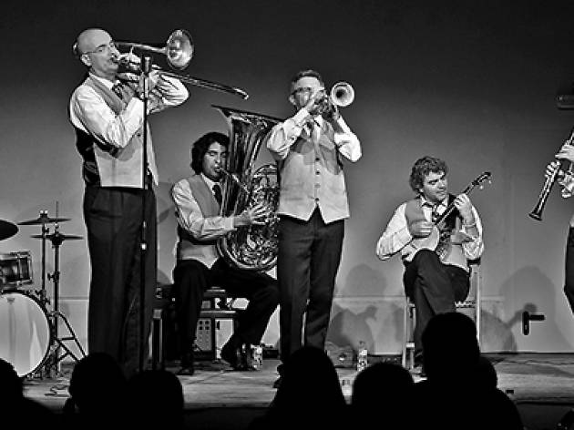 46 Voll-Damm Festival Internacional de Jazz de Barcelona: Gumbo Jazz Band