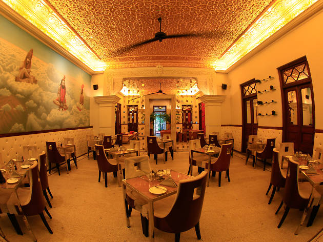 HVN is a restaurant in Colombo