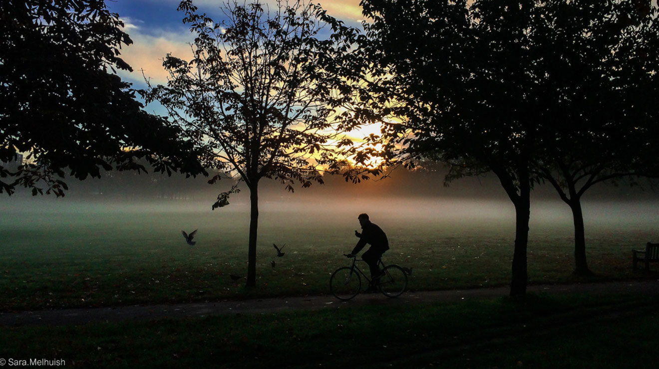 35 lively photos of London from Sara Melhuish