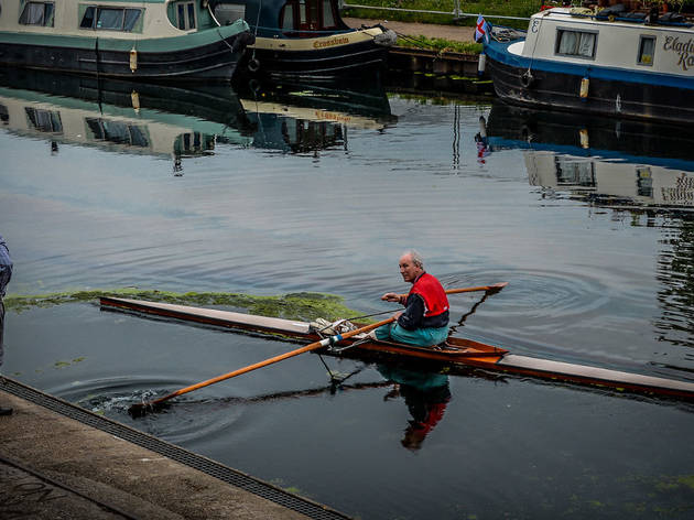 Sculling