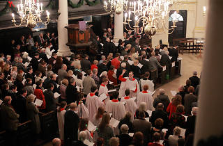 Shelter Carol Service - SOLD OUT