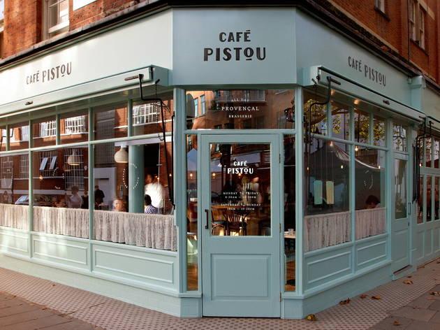 Cafe Pistou