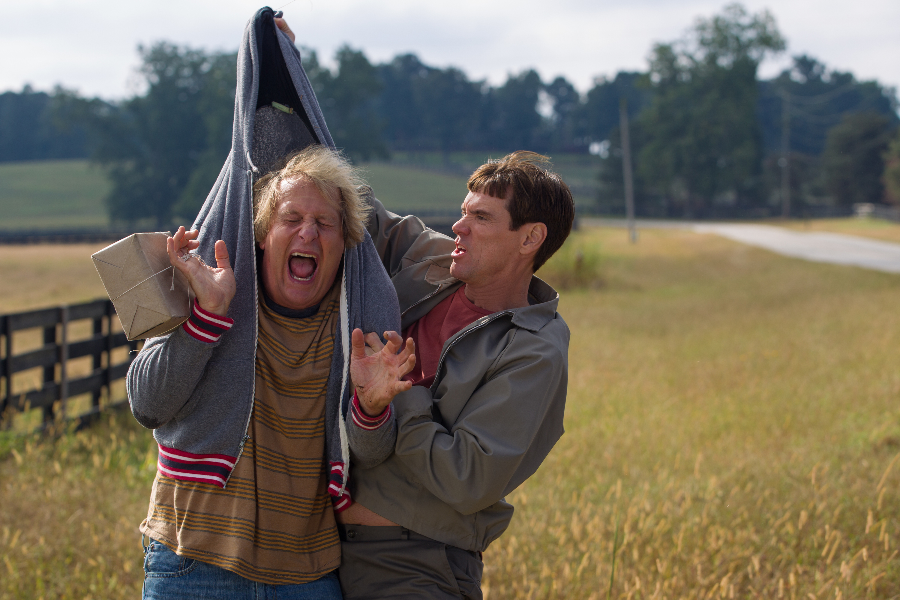 Dumb and Dumber To 2014, directed by Bobby Farrelly and