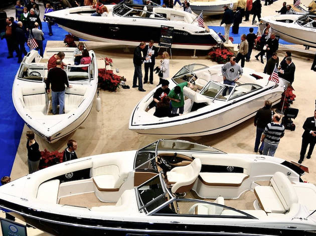 Chicago Boat, RV and Strictly Sail Show