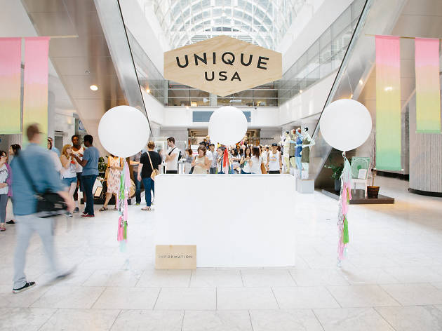 Best shopping event: Unique LA