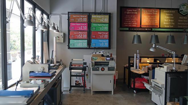 Multi-purpose shops in KL