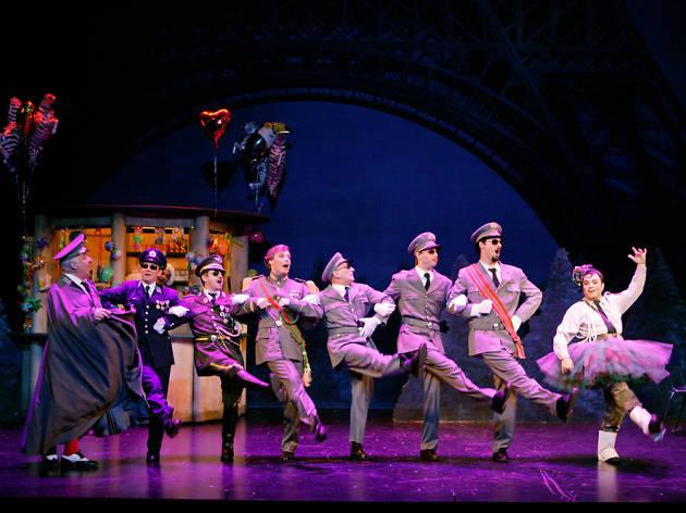 La Veuve Joyeuse, Lausanne opera, Time Out Switzerland