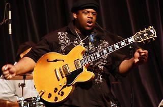 Blues & Boogie L'H 2014: Slam Allen Blues Band