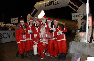 Christmas Midnight Run, Lausanne event, Time Out Switzerland