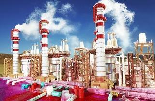 (David LaChapelle, 'Land Scape Kings Dominion', 2013 / Courtesy de l'artiste et galerie Daniel Templon, Paris)