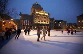 Kunsteisbahn Bundesplatz, Bern event, Time Out Switzerland