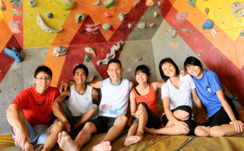 Climb Asia