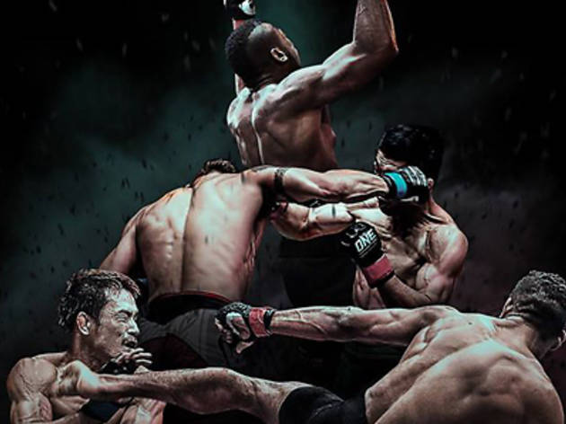 ONE FC - Battle of the Lions