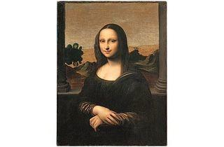 The Earlier Mona Lisa