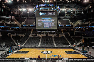 Barclay's Center, music venues