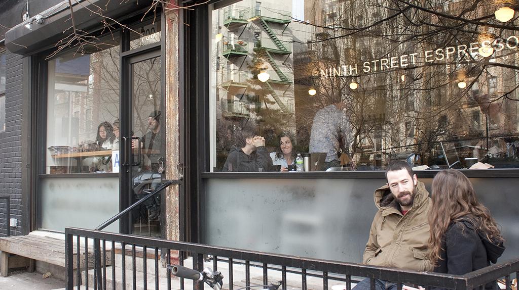 COFFEE SHOP: Ninth Street Espresso