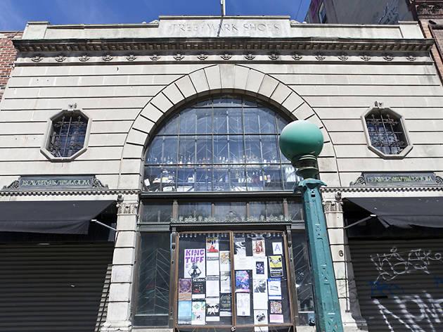 Bowery Ballroom, music venues