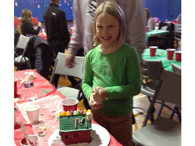 Chocolate House Making at Chicago Park District.