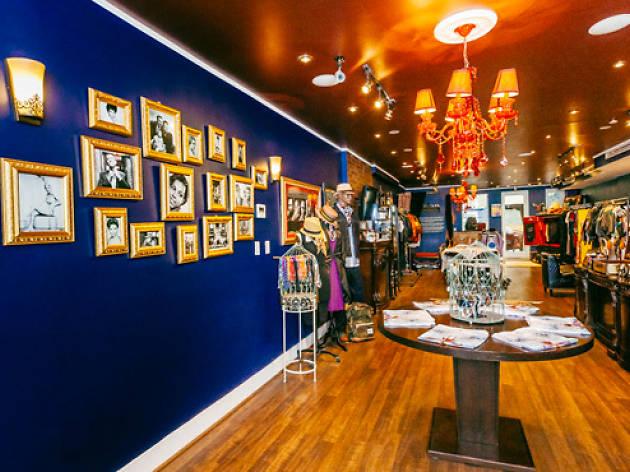 Harlem Haberdashery, stores
