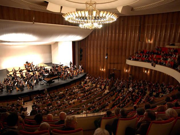 Theatre de Beaulieu, Lausanne venue, Time Out Switzerland