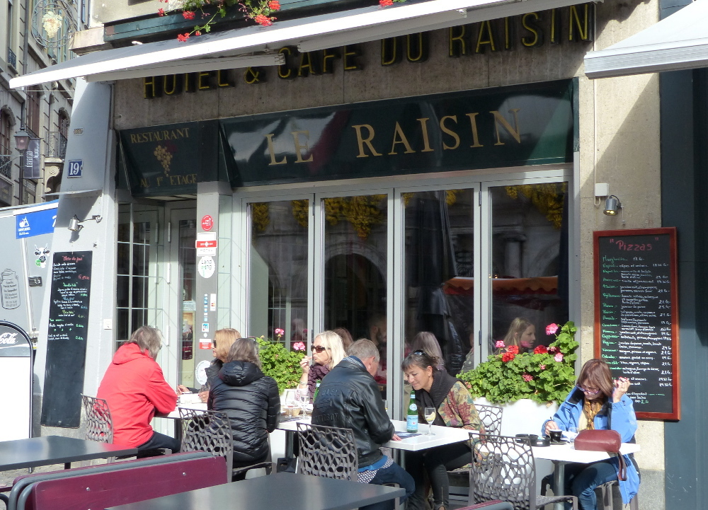 Hôtel Restaurant Le Raisin