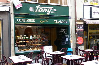 Confiserie Tony, Lausanne cafe, Time Out Switzerland