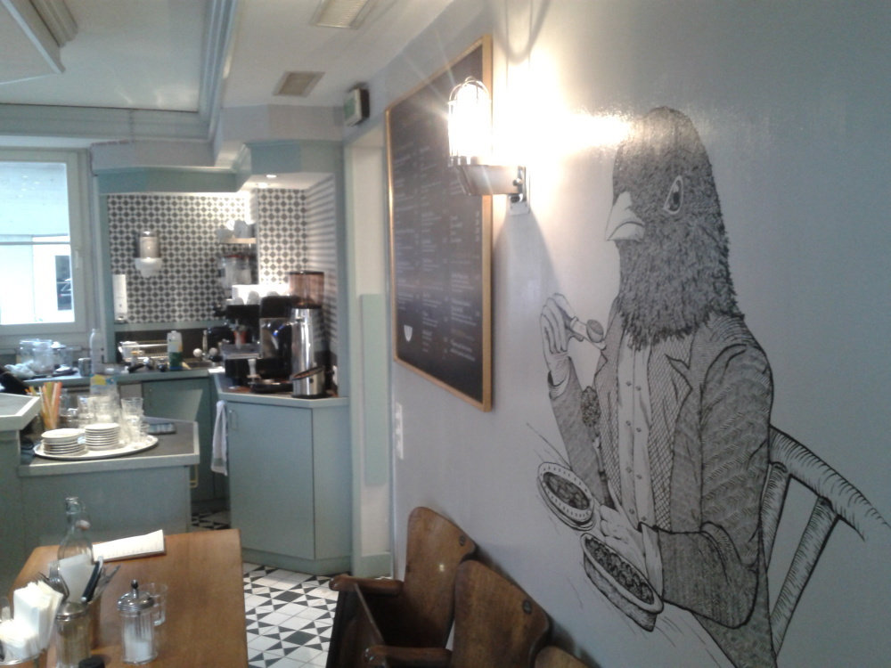 Blackbird cafe, Lausanne cafe, Time Out Switzerland