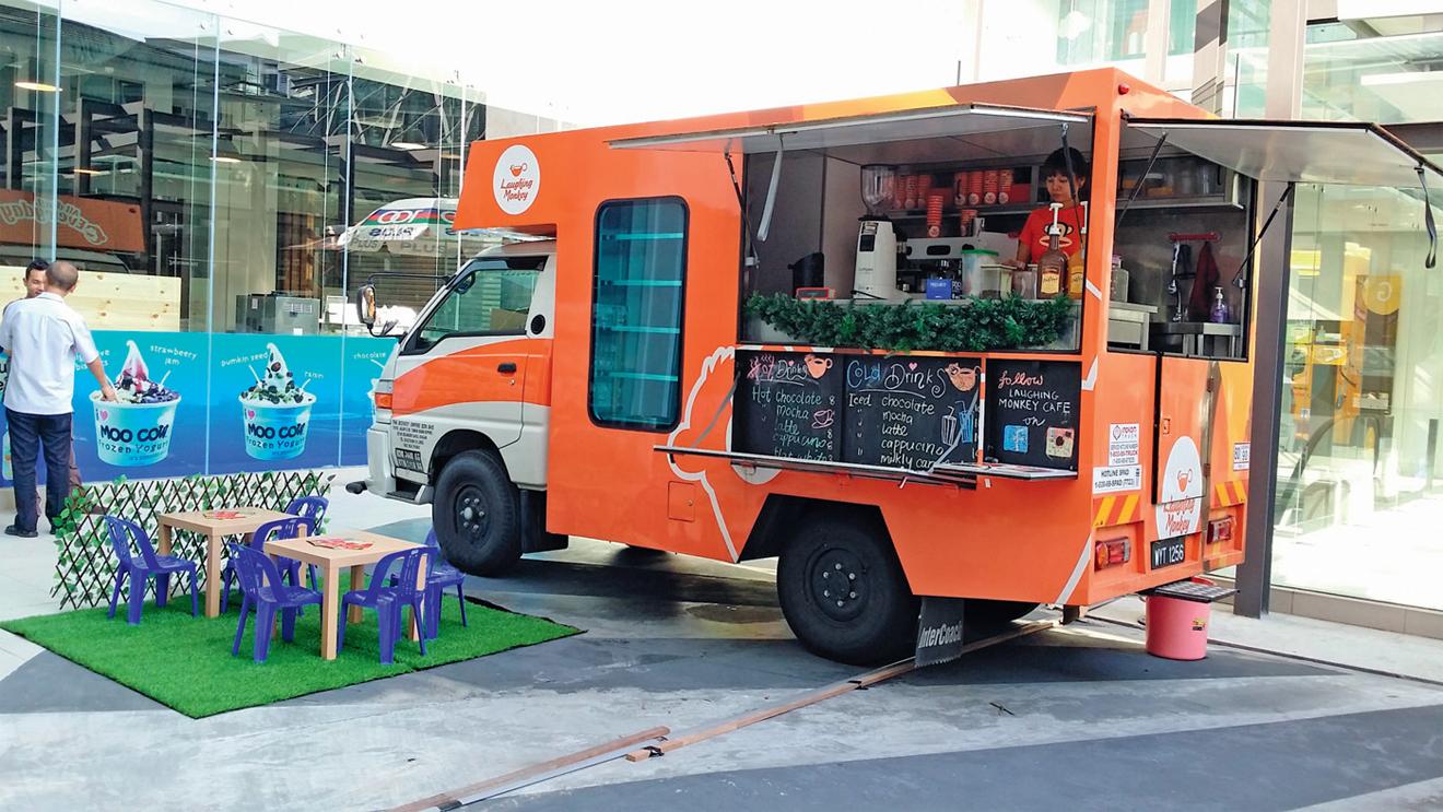 Cake Pop Food Trucks