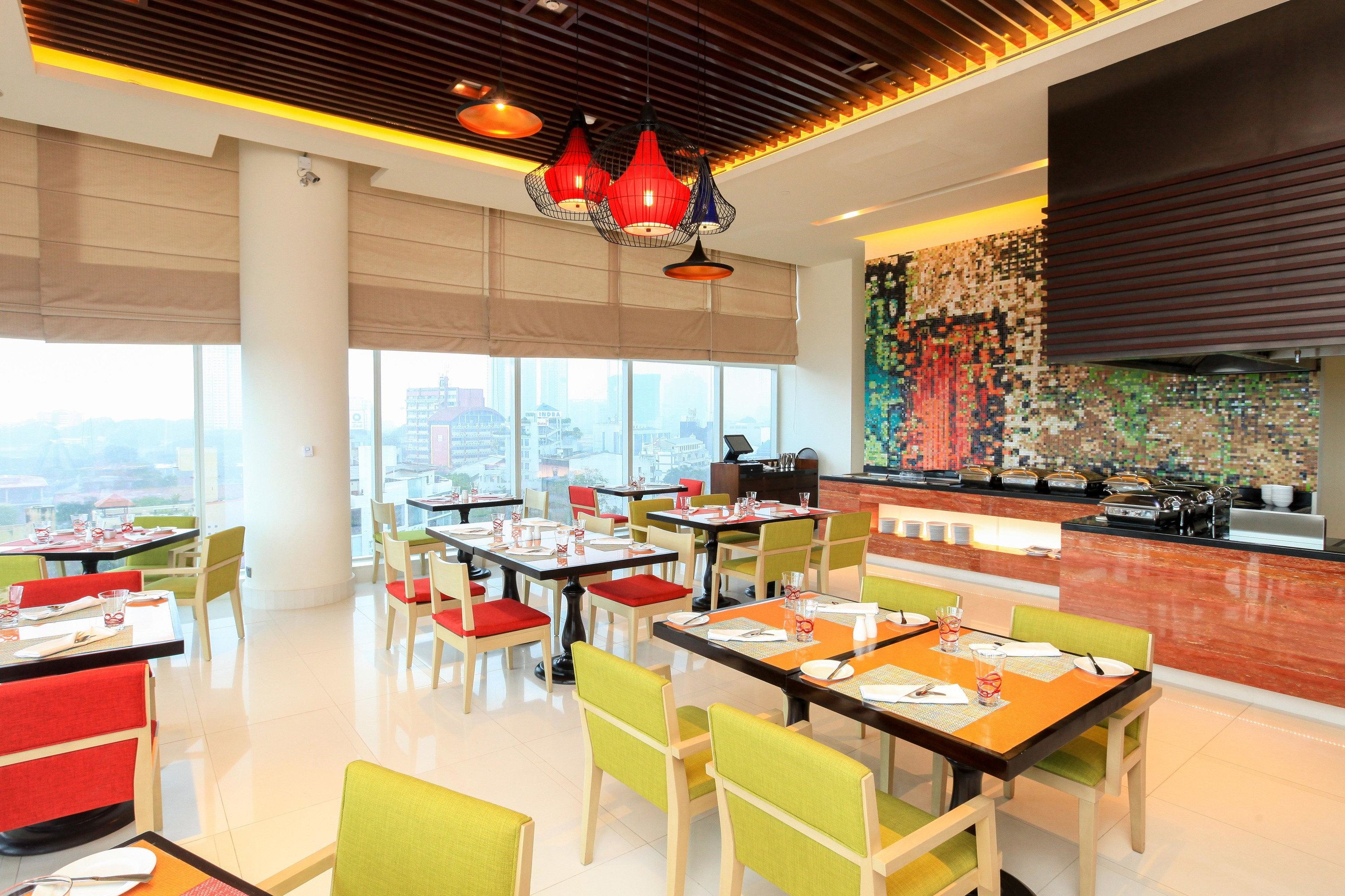 Stirred is a restaurant in Colombo