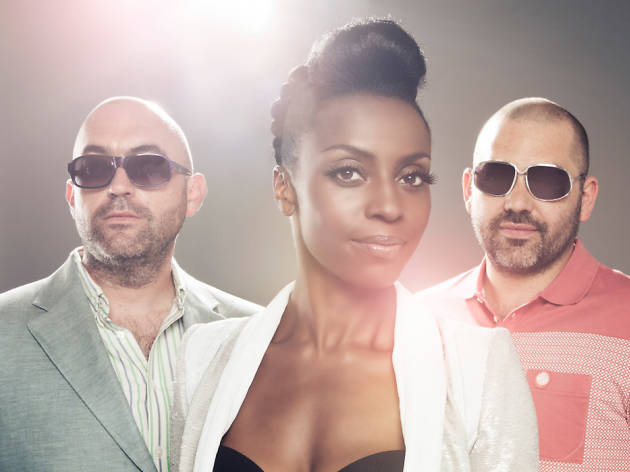 Morcheeba Greatest Hits Plugged & Unplugged