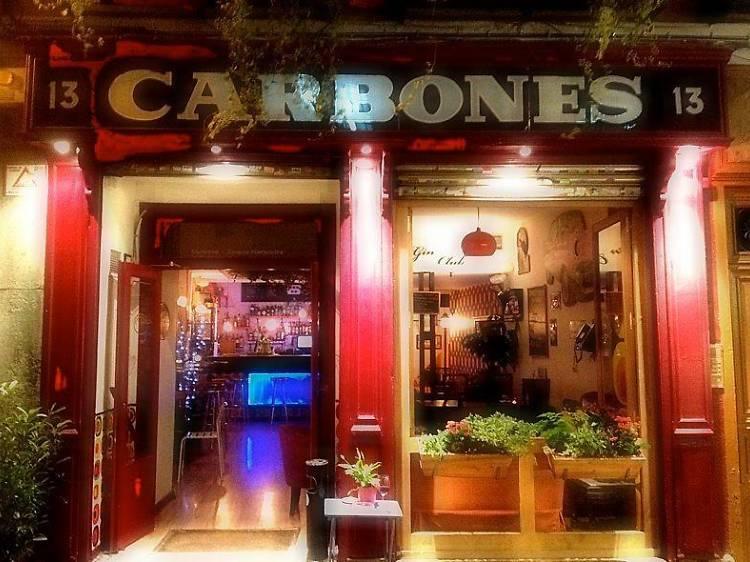 Carbones 13