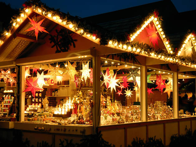 13 Best Places To See Christmas Lights In Los Angeles Time Out