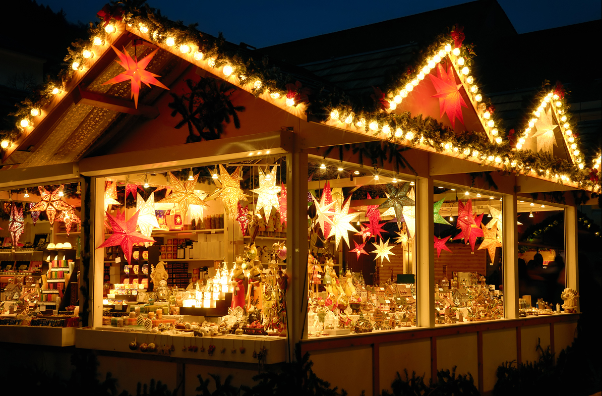 2016's top Christmas markets