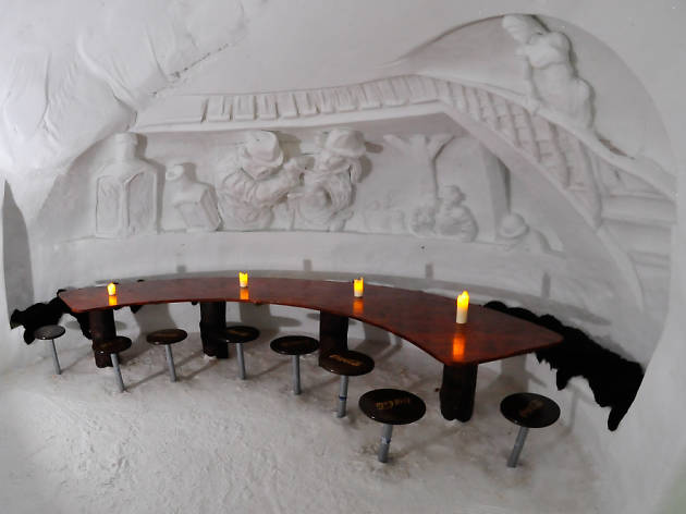 Iglu Dorf, Davos Klosters venue, Time Out Switzerland