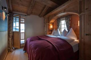 Chalet Berghof Sertig Davos