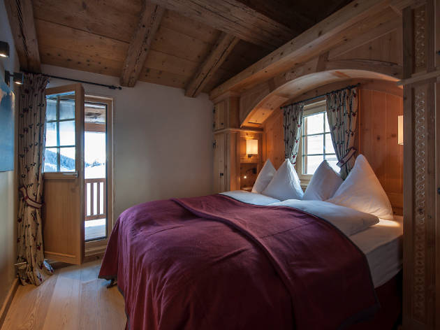 Chalet Berghof Sertig, Davos hotel, Time Out Switzerland