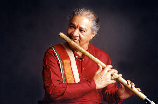 Pandit Hariprasad Chaurasia (© DR)