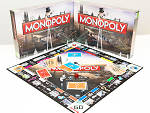 Giant Monopoly at The View from The Shard