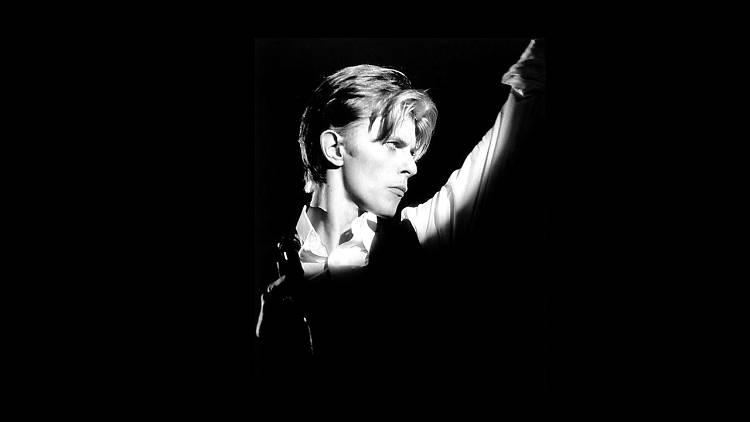 David Bowie (© DR)