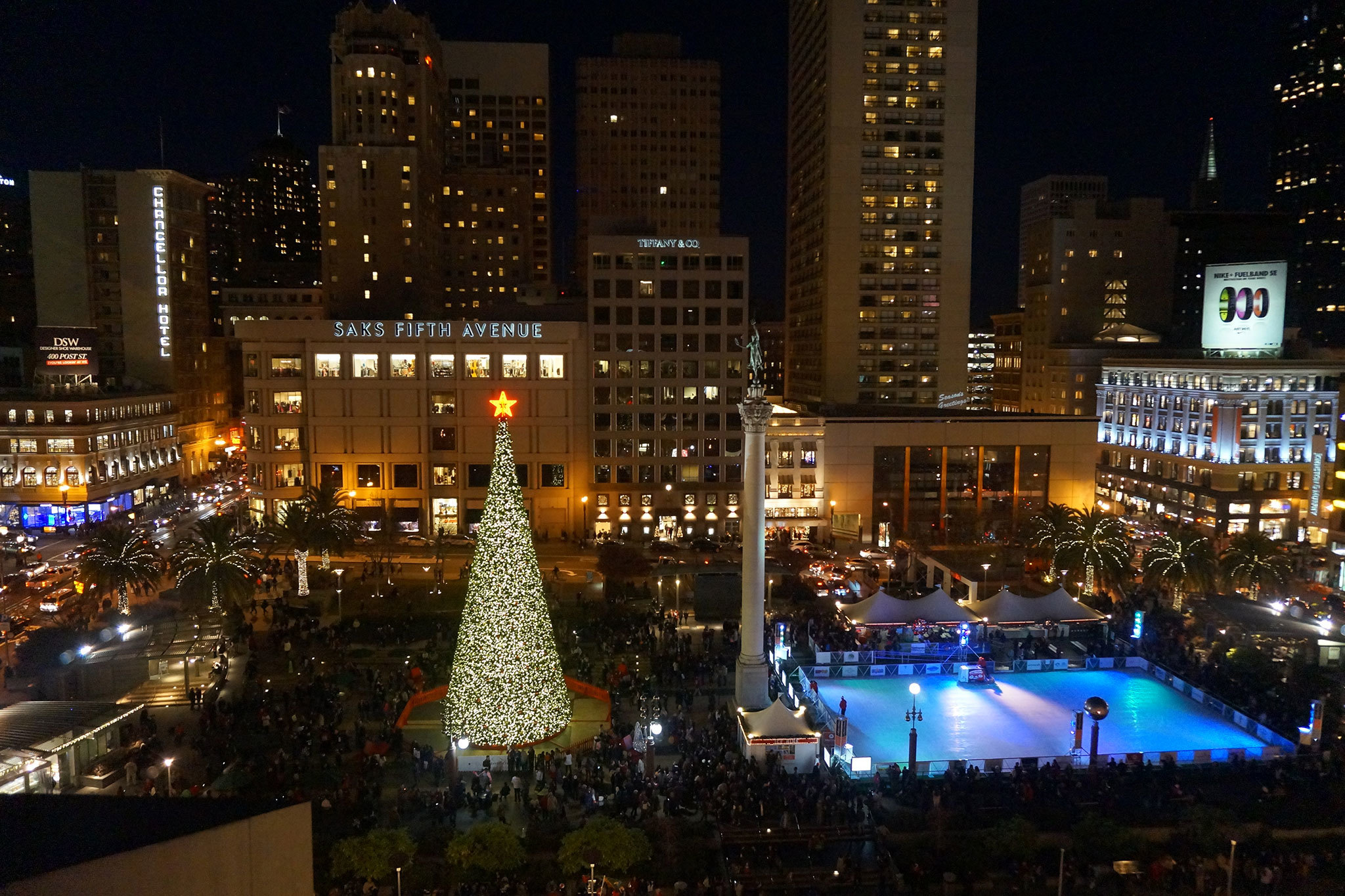 Christmas events and Christmas shows in San Francisco