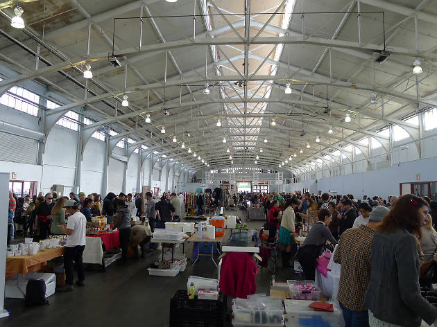 San Francisco Bazaar and SFMade Holiday Fair