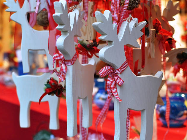 The best holiday markets in Boston