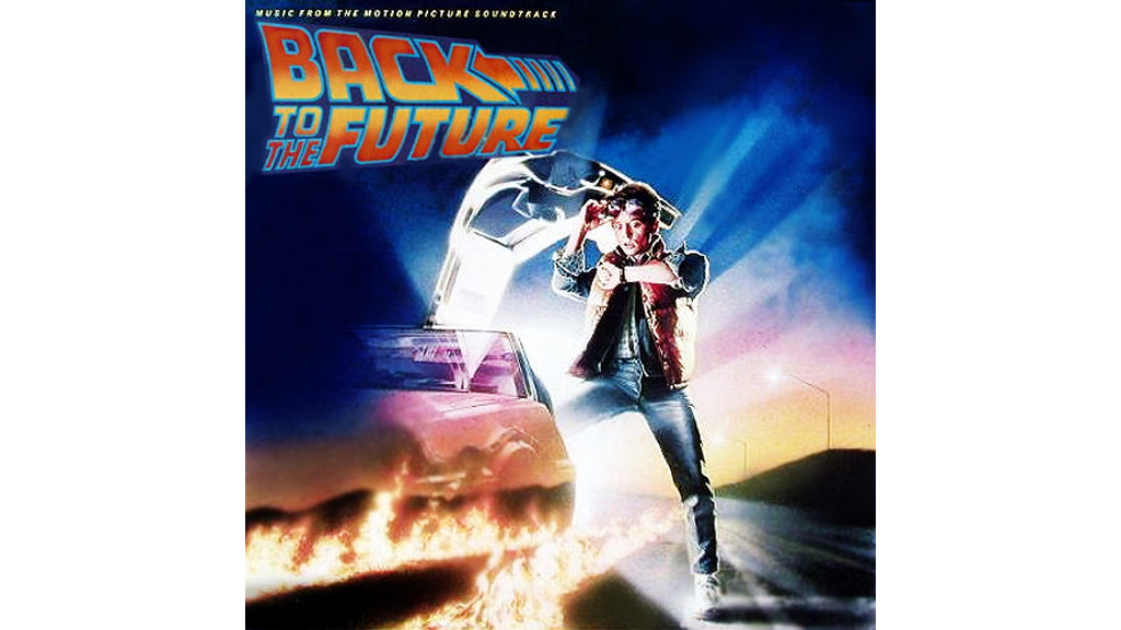 """The Power of Love"" by Huey Lewis and the News (Back to the Future, 1985)"