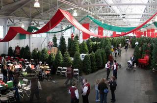Guardsmen Christmas Tree Lot