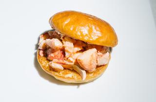 Cajun King lobster roll