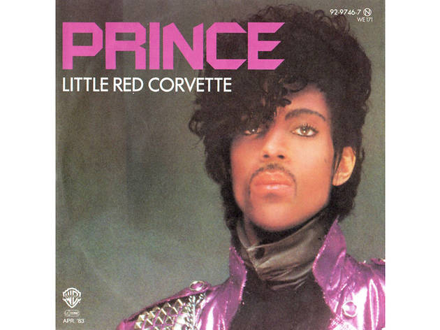 """Little Red Corvette"" by Prince"