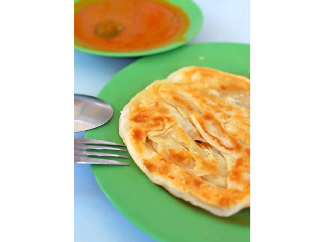 Have supper – Singaporean Style