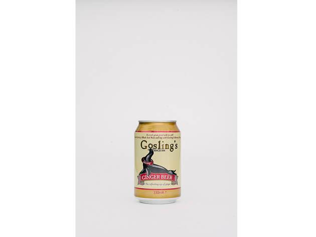 Gosling's Stormy Ginger Beer